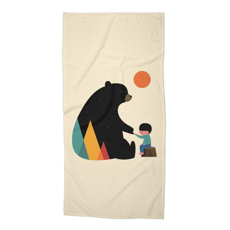 Promise Accessories Beach Towel by andywestface's Artist Shop