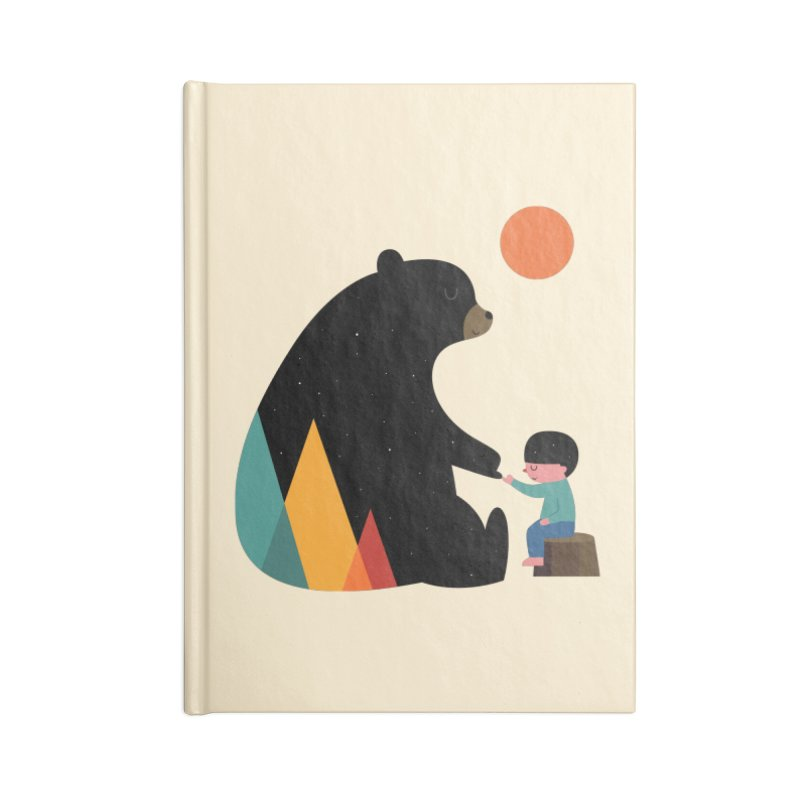 Promise Accessories Notebook by andywestface's Artist Shop