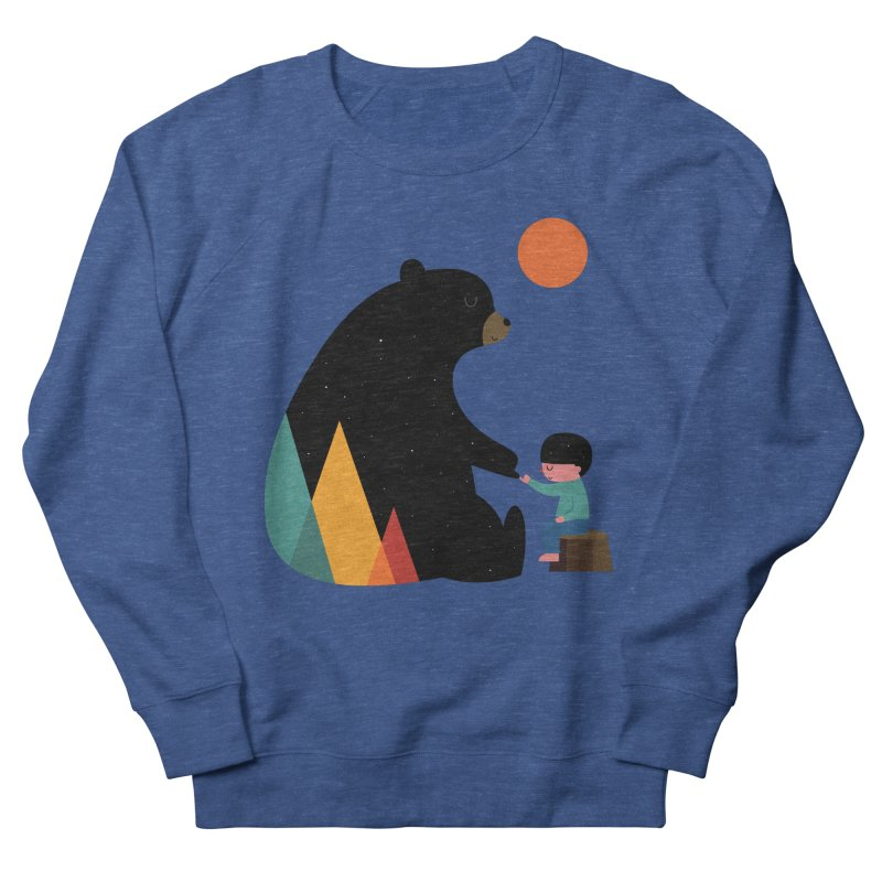 Promise Men's Sweatshirt by andywestface's Artist Shop