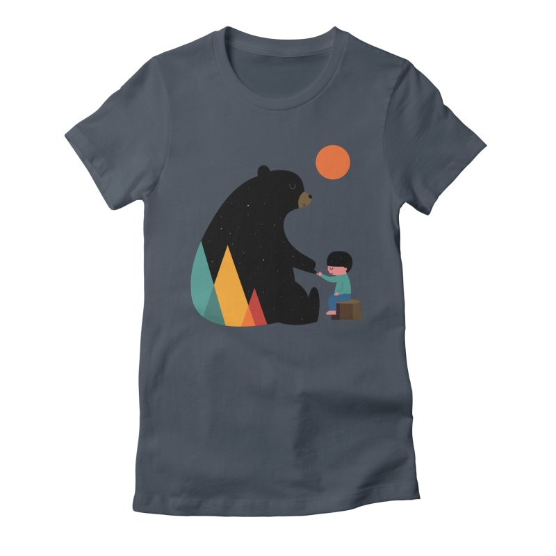 Promise Women's T-Shirt by andywestface's Artist Shop