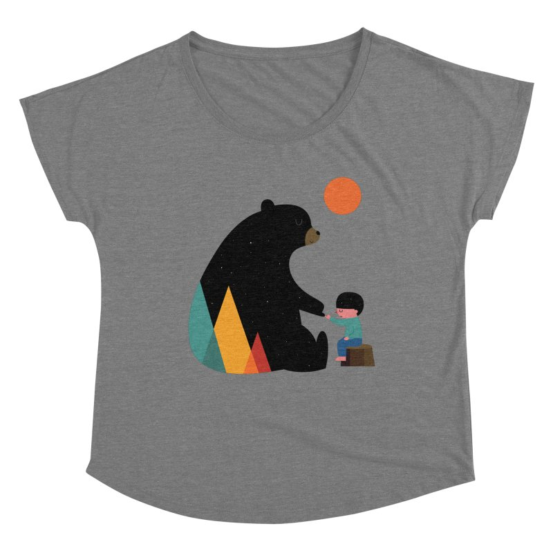 Promise Women's Scoop Neck by andywestface's Artist Shop