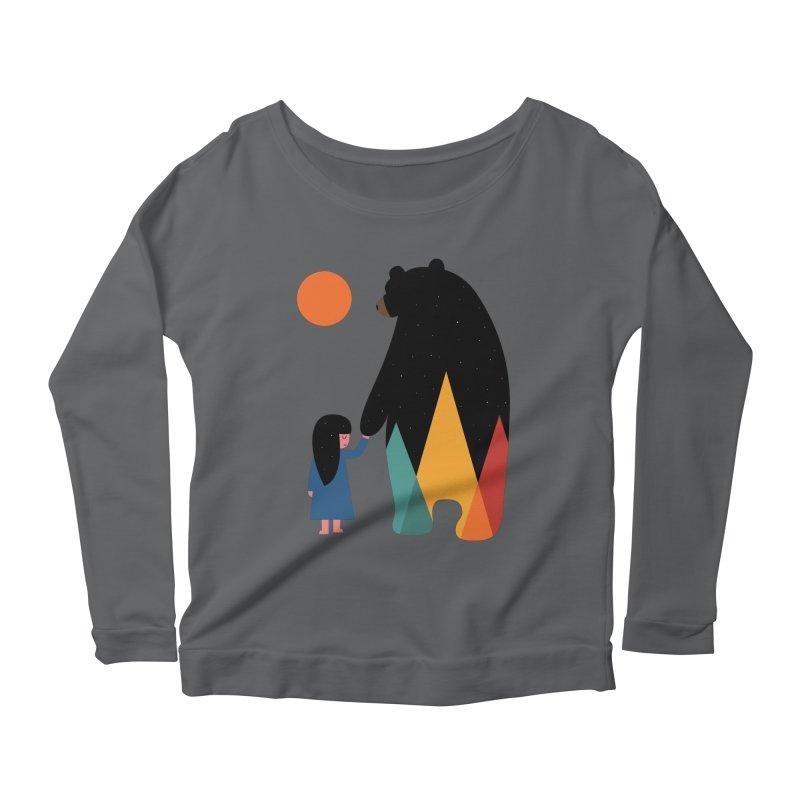 Go Home Women's Longsleeve T-Shirt by andywestface's Artist Shop