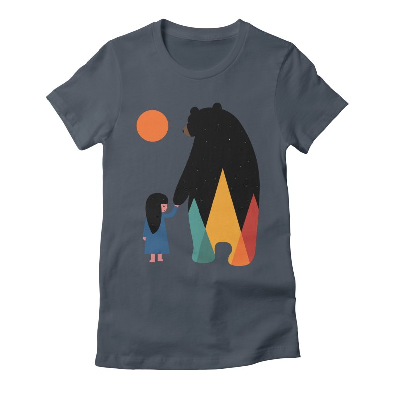 Go Home Women's T-Shirt by andywestface's Artist Shop