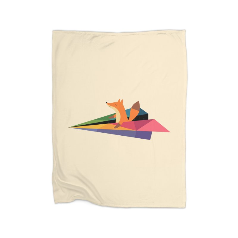 Fly My Way Home Blanket by andywestface's Artist Shop