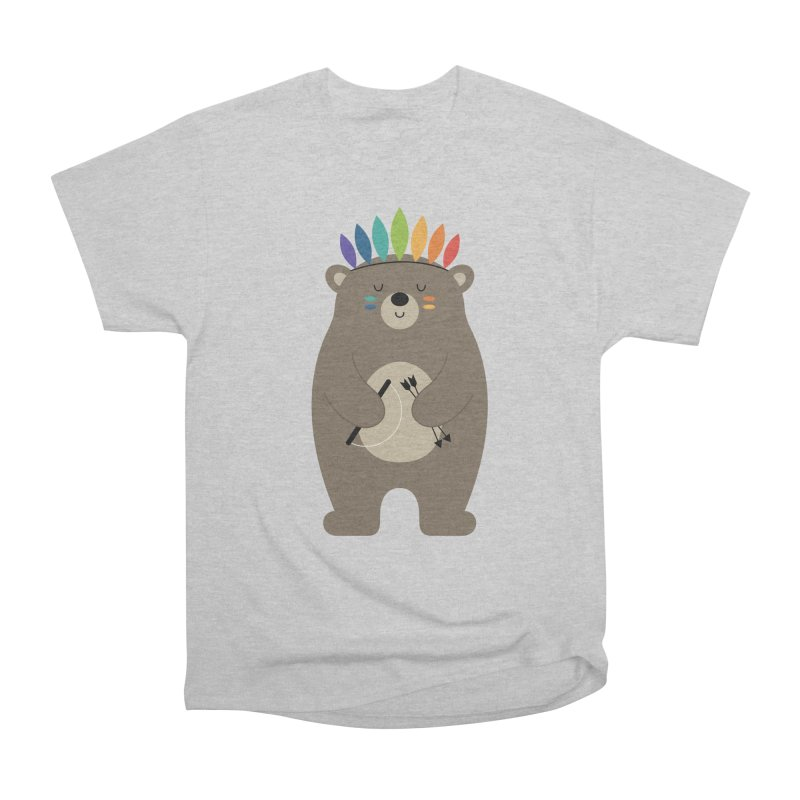 Be Brave Men's T-Shirt by andywestface's Artist Shop