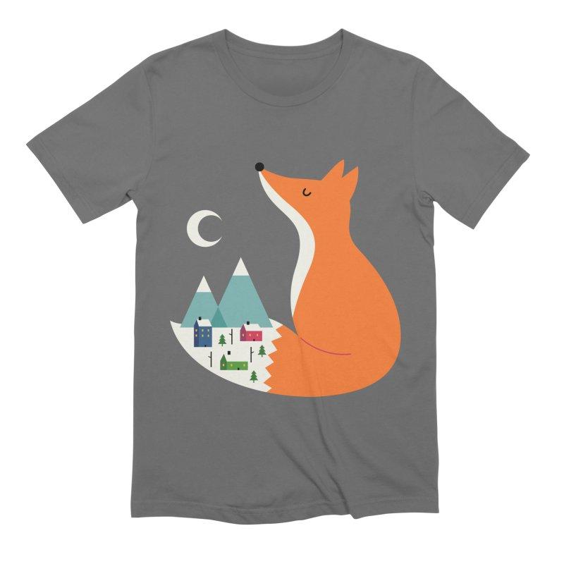 Winter Dreams Men's T-Shirt by andywestface's Artist Shop