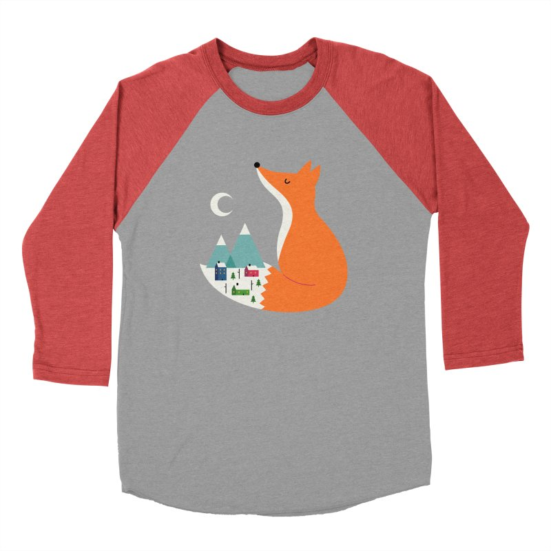 Winter Dreams Men's Longsleeve T-Shirt by andywestface's Artist Shop