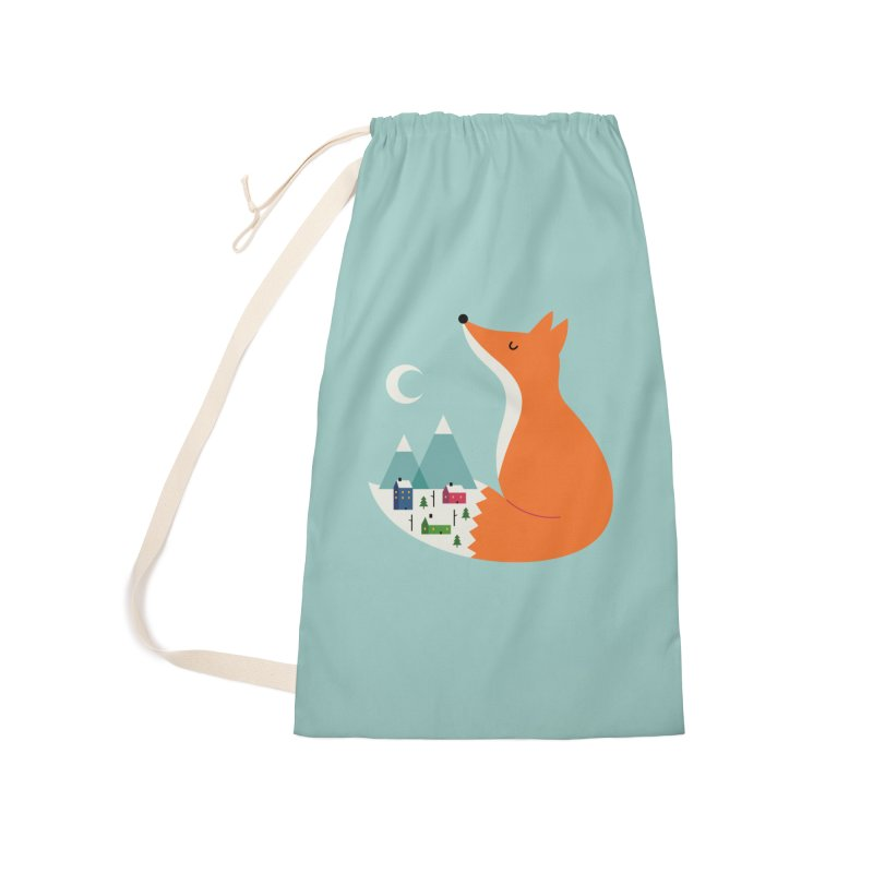 Winter Dreams Accessories Bag by andywestface's Artist Shop