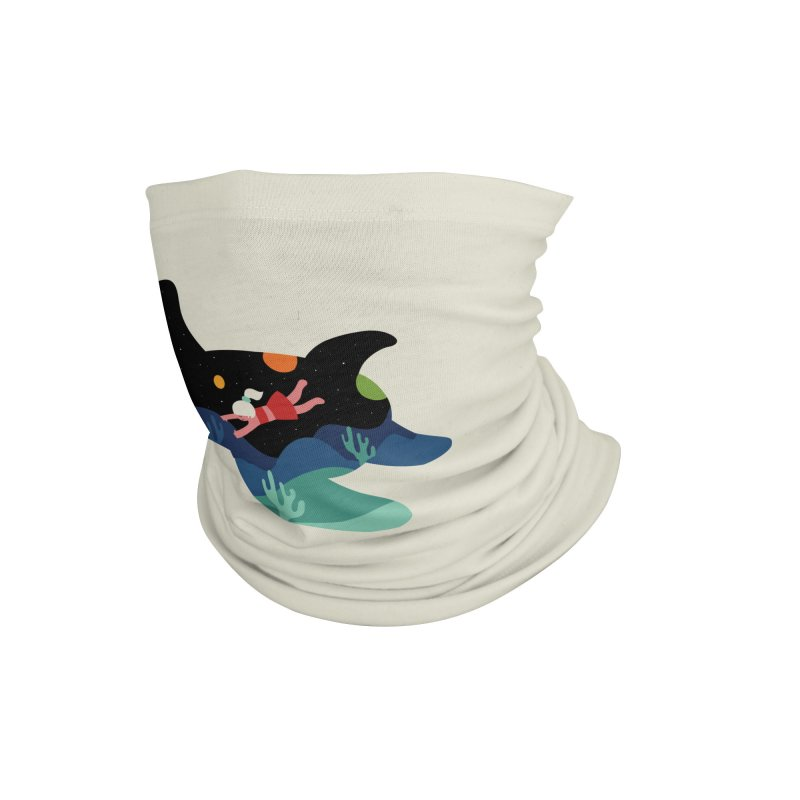 Ocean Roaming Accessories Neck Gaiter by andywestface's Artist Shop