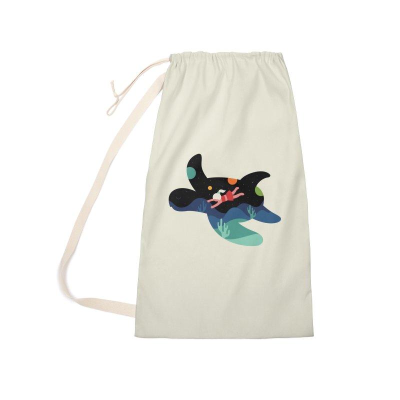 Ocean Roaming Accessories Bag by andywestface's Artist Shop