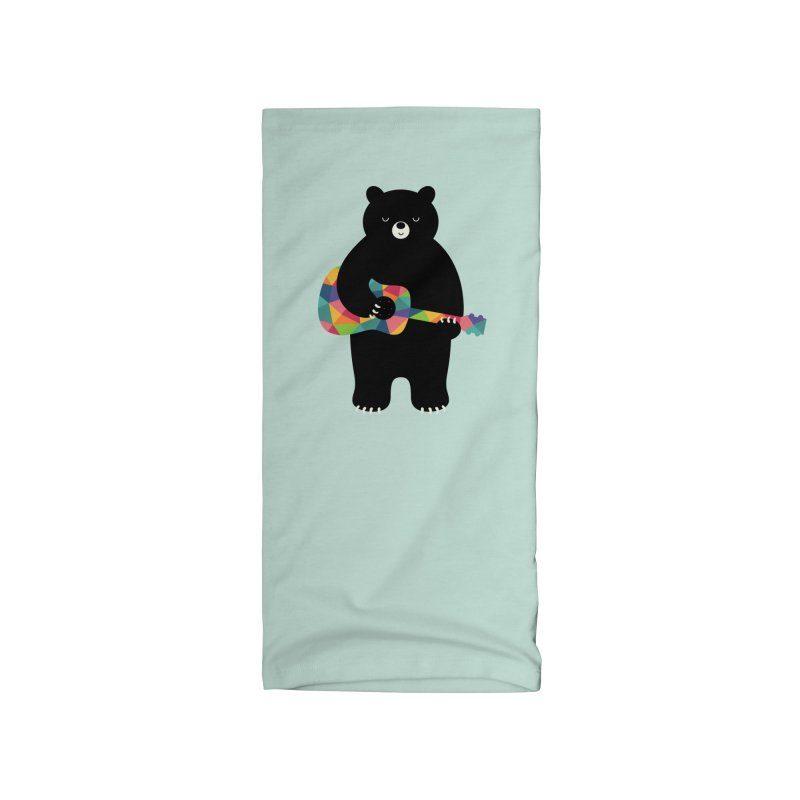 Happy Song Accessories Neck Gaiter by andywestface's Artist Shop