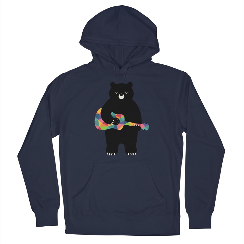 Happy Song Men's Pullover Hoody by andywestface's Artist Shop