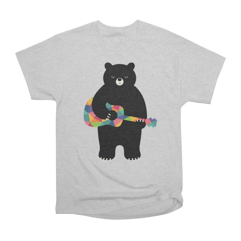 Happy Song Men's T-Shirt by andywestface's Artist Shop