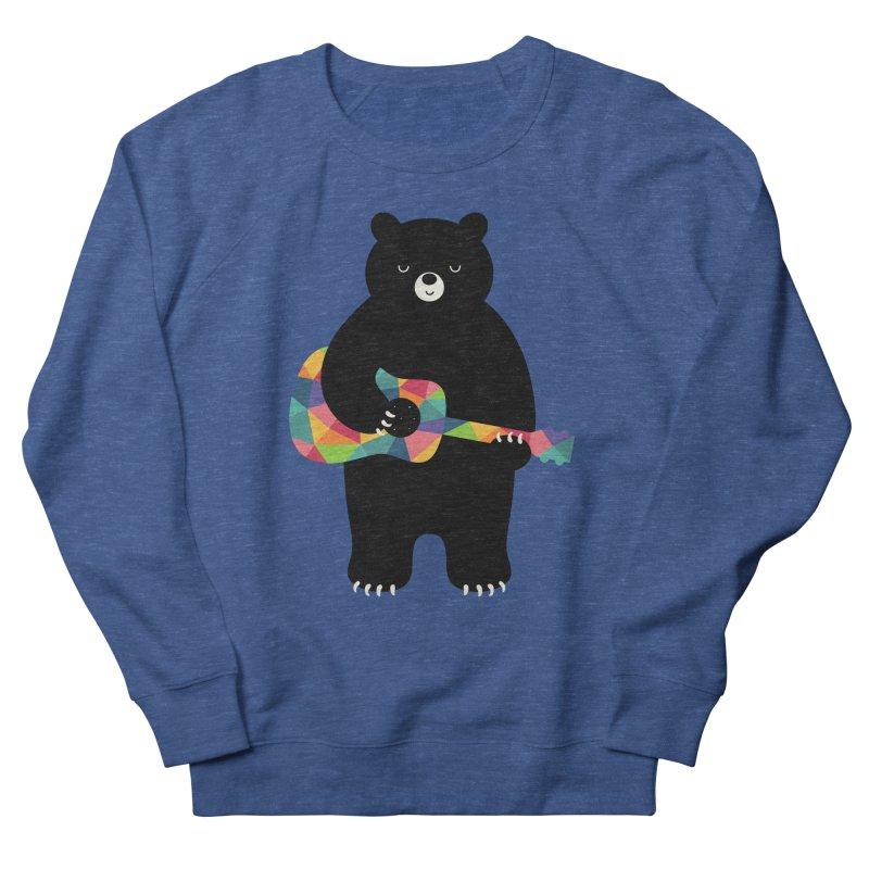 Happy Song Men's Sweatshirt by andywestface's Artist Shop