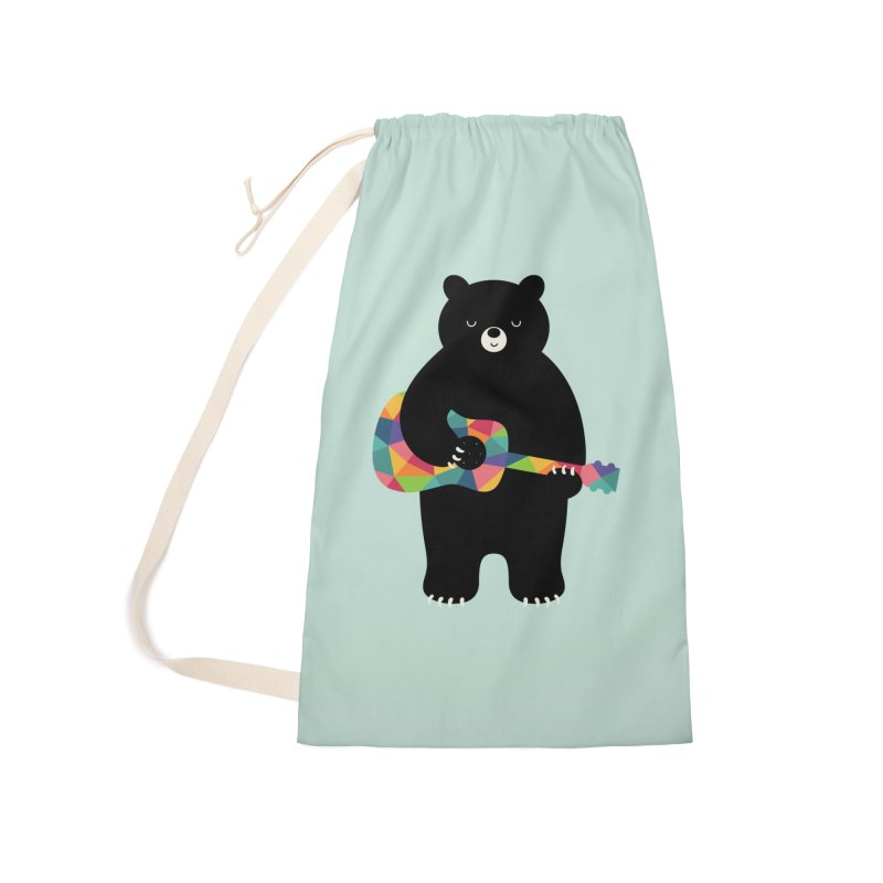 Happy Song Accessories Bag by andywestface's Artist Shop