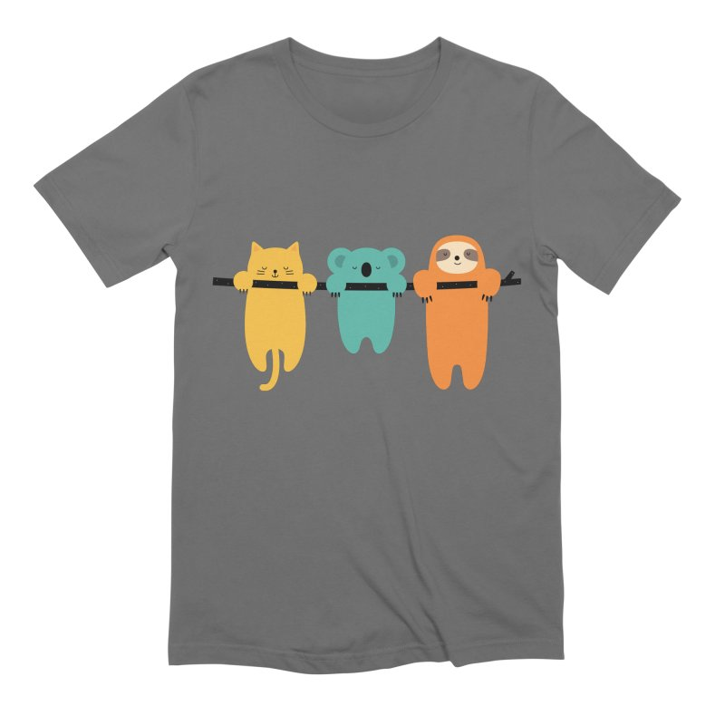 Hang In There Men's T-Shirt by andywestface's Artist Shop