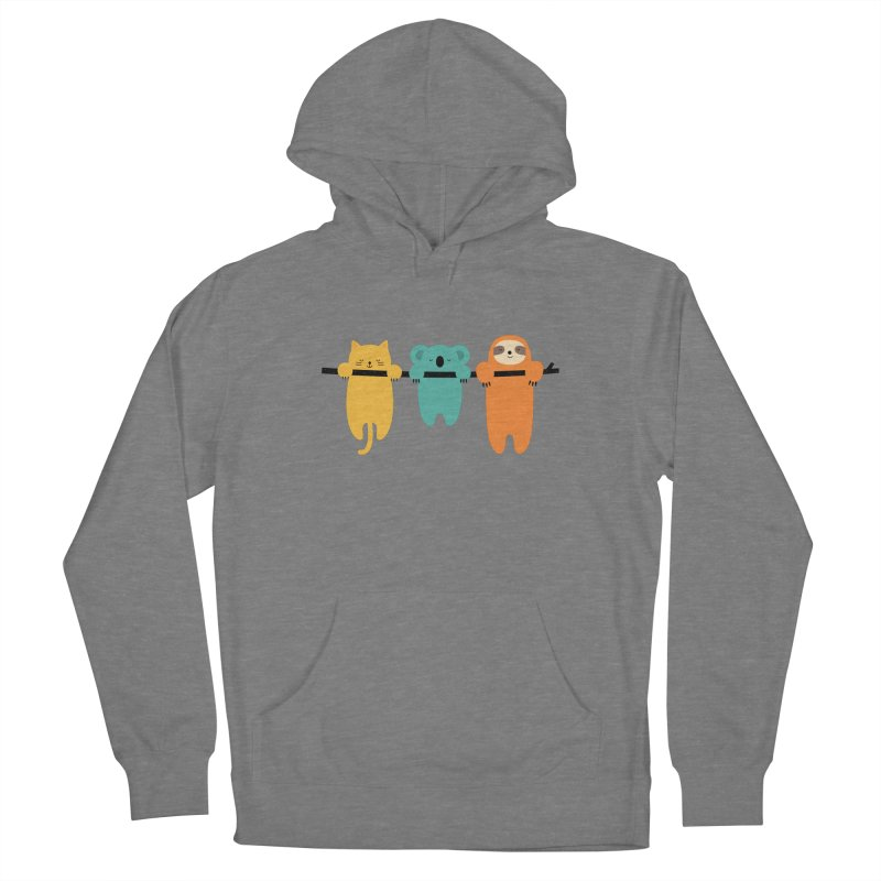 Hang In There Women's Pullover Hoody by andywestface's Artist Shop