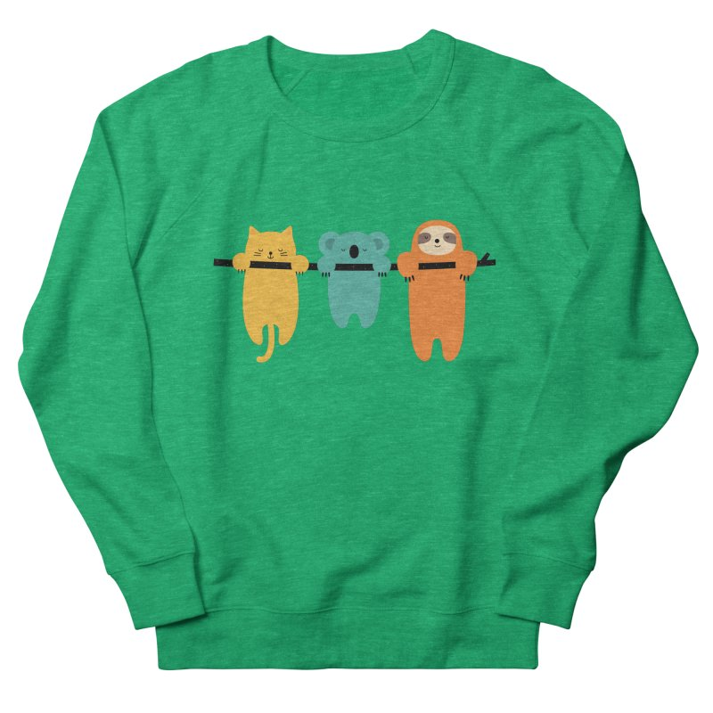 Hang In There Women's Sweatshirt by andywestface's Artist Shop