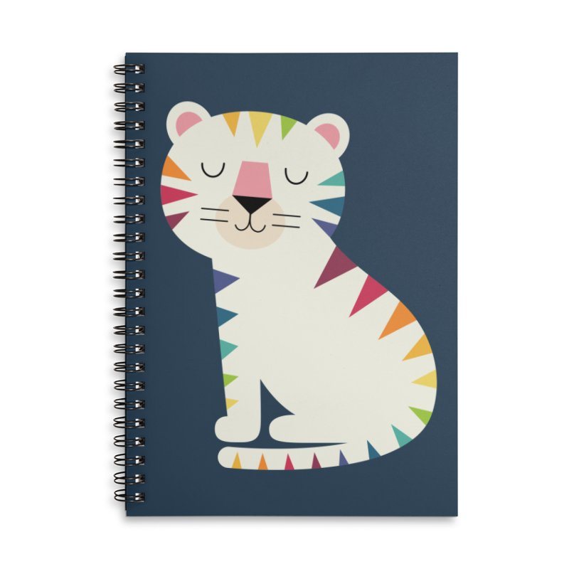 Beautiful Gene Accessories Notebook by andywestface's Artist Shop