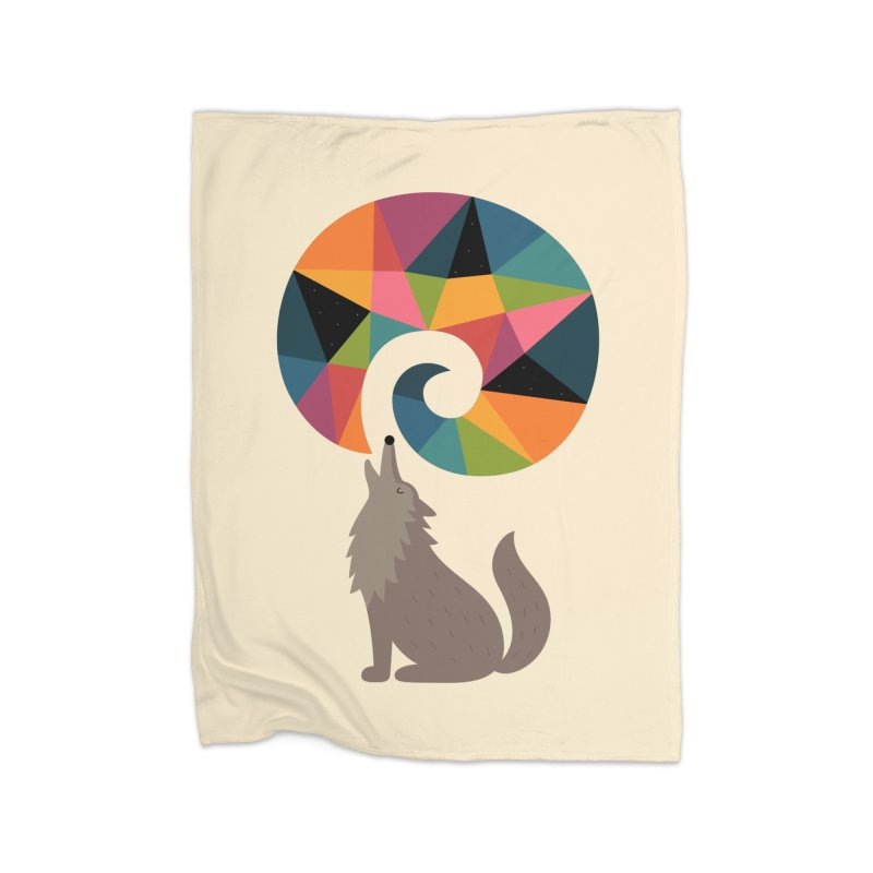 Dream Out Loud Home Blanket by andywestface's Artist Shop