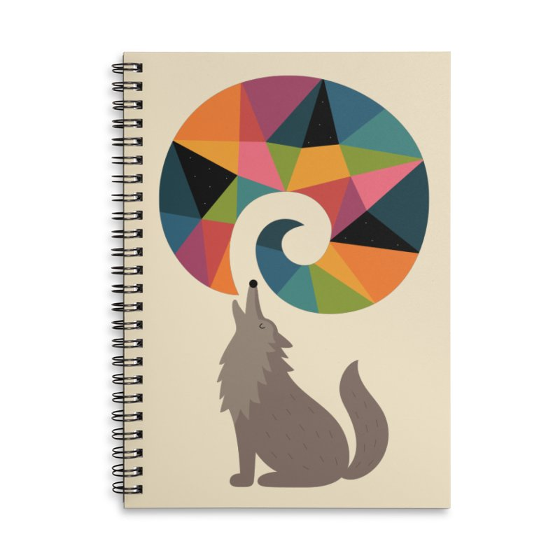 Dream Out Loud Accessories Notebook by andywestface's Artist Shop