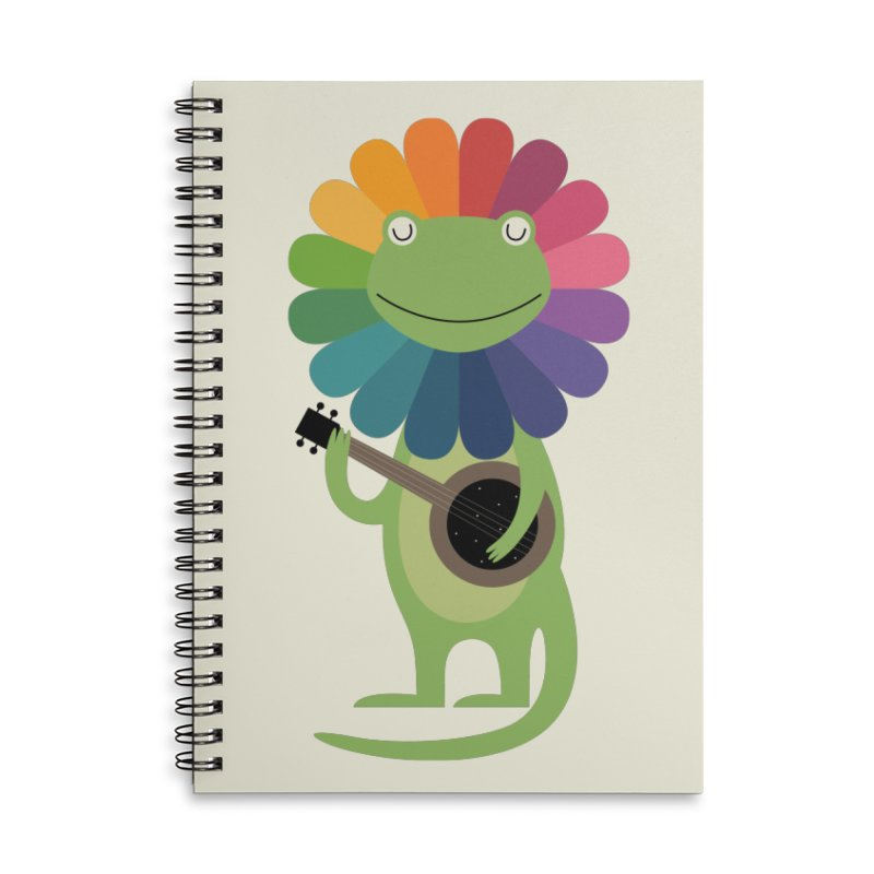 Good Day Accessories Notebook by andywestface's Artist Shop