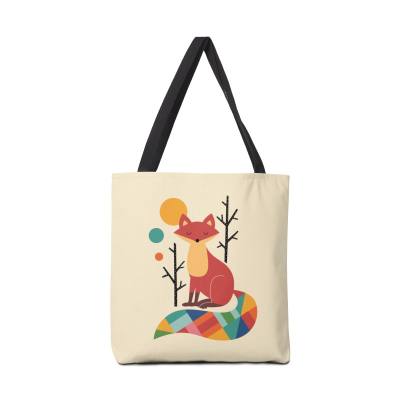 Rainbow Fox   by andywestface's Artist Shop