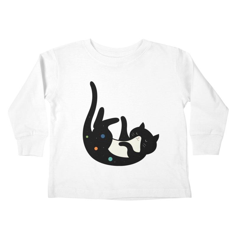 Falling Kids Toddler Longsleeve T-Shirt by andywestface's Artist Shop