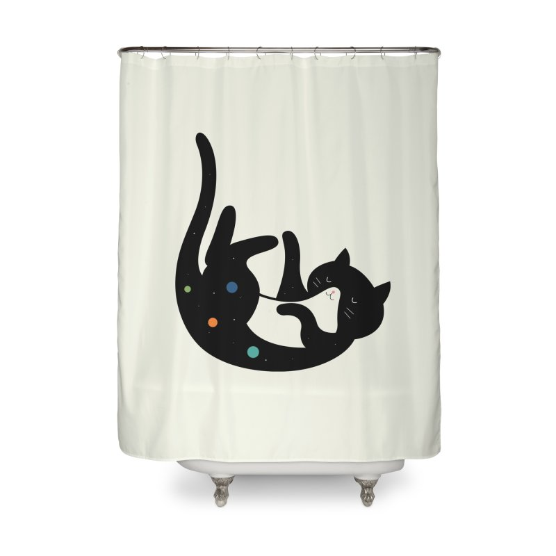 Falling Home Shower Curtain by andywestface's Artist Shop