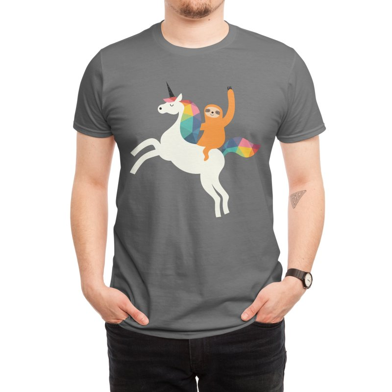 Magic Time Men's T-Shirt by andywestface's Artist Shop