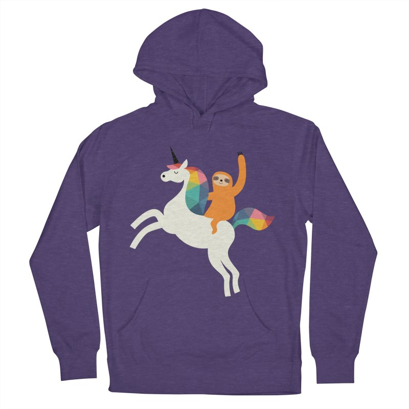 Magic Time Men's Pullover Hoody by andywestface's Artist Shop