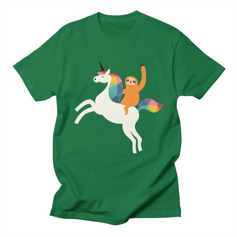 Magic Time Women's Unisex T-Shirt by andywestface's Artist Shop
