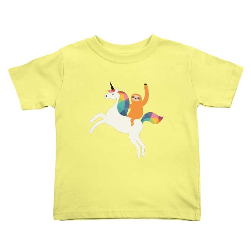Magic Time Kids Toddler T-Shirt by andywestface's Artist Shop