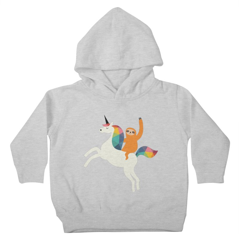 Magic Time Kids Toddler Pullover Hoody by andywestface's Artist Shop