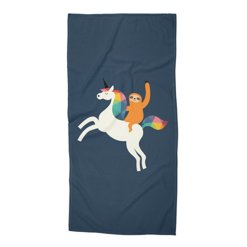 Magic Time Accessories Beach Towel by andywestface's Artist Shop