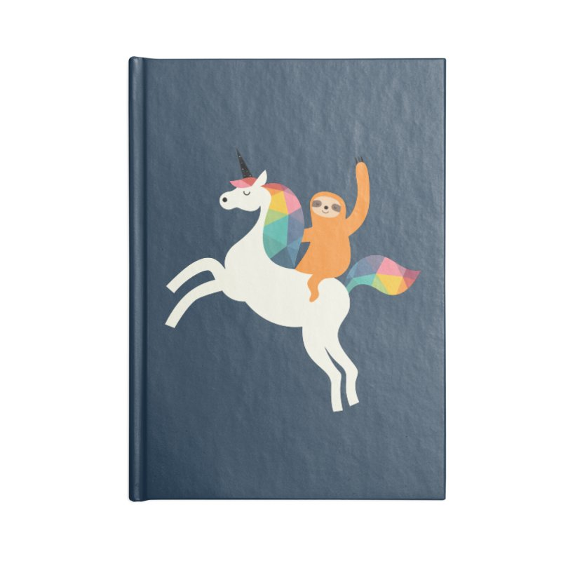 Magic Time Accessories Notebook by andywestface's Artist Shop