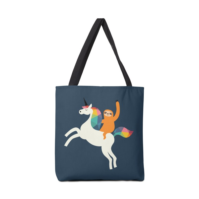 Magic Time Accessories Bag by andywestface's Artist Shop