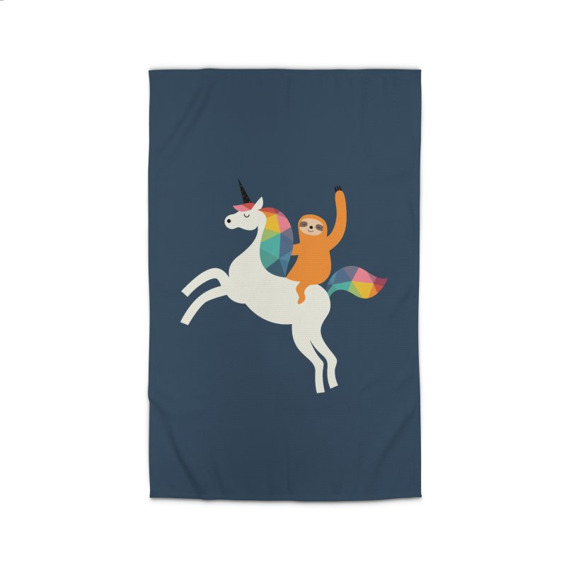 Magic Time Home Rug by andywestface's Artist Shop
