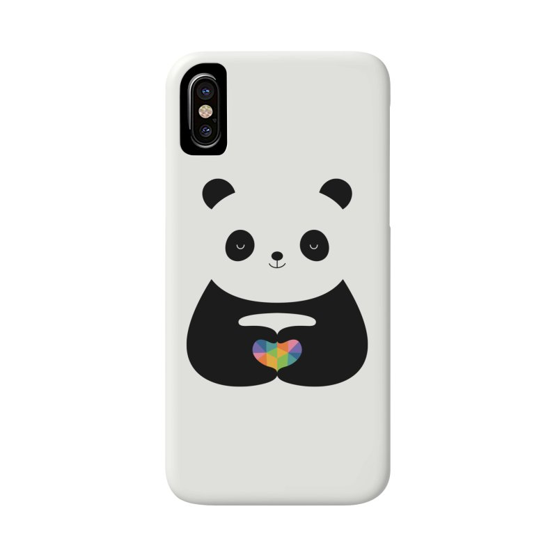 Panda Love Accessories  by andywestface's Artist Shop