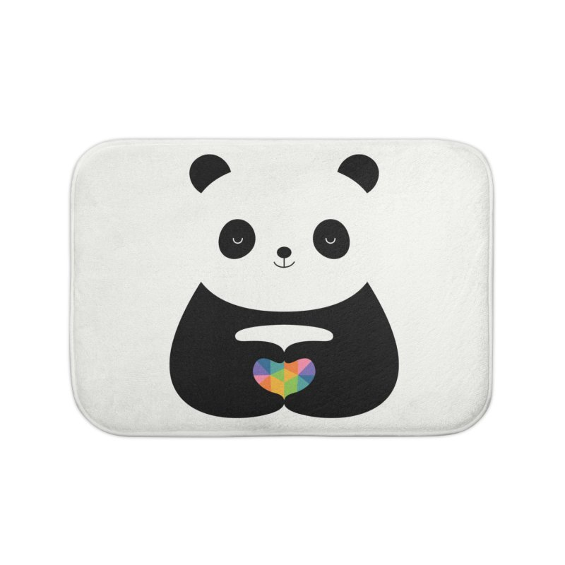 Panda Love Home  by andywestface's Artist Shop