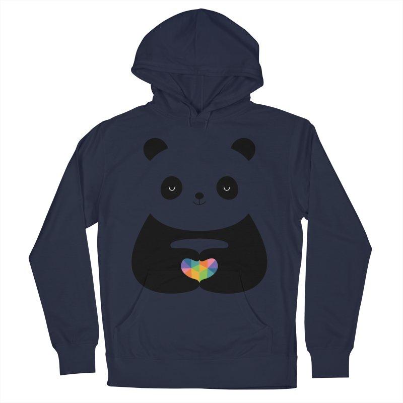 Panda Love Women's Pullover Hoody by andywestface's Artist Shop