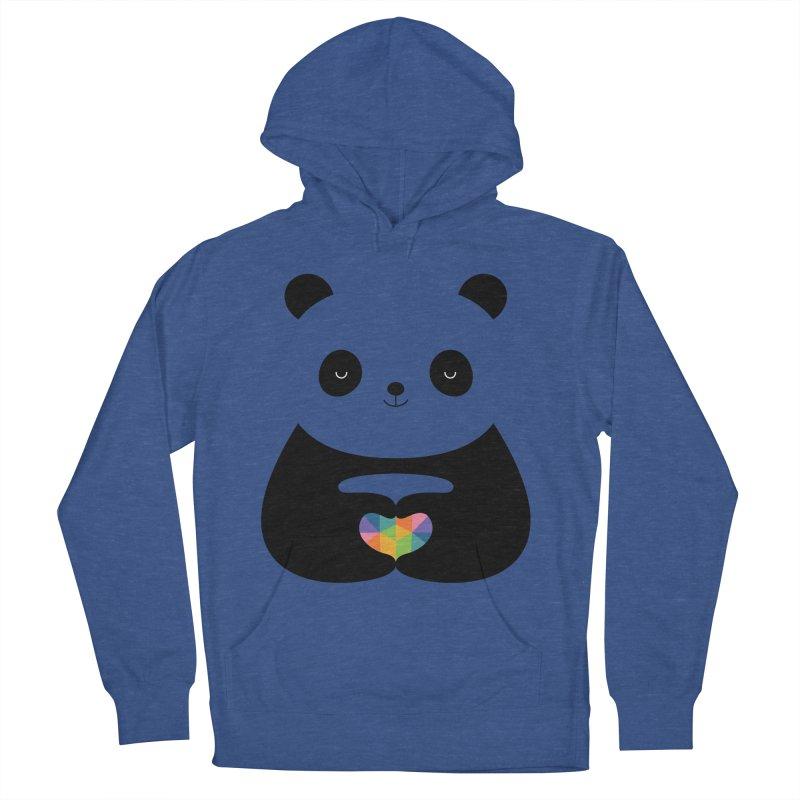 Panda Love Men's Pullover Hoody by andywestface's Artist Shop