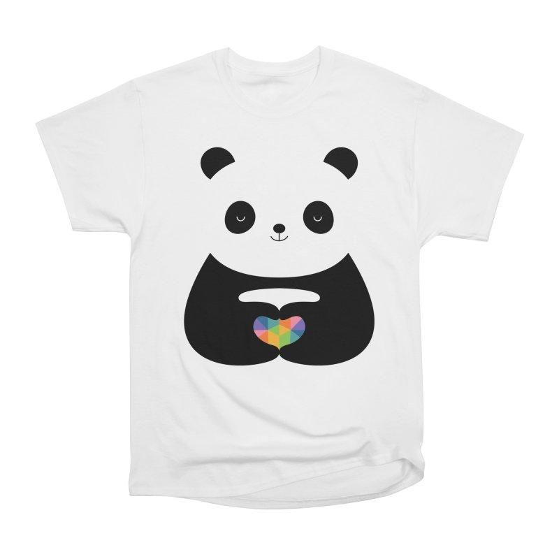 Panda Love Men's  by andywestface's Artist Shop