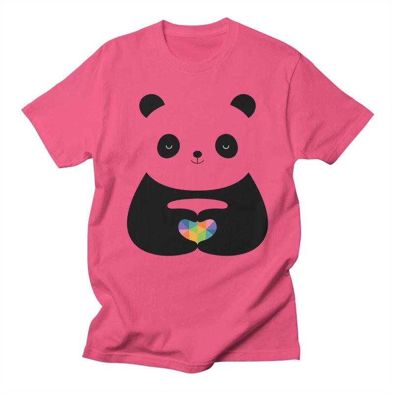 Panda Love Men's  by andywestface's Artist Shop
