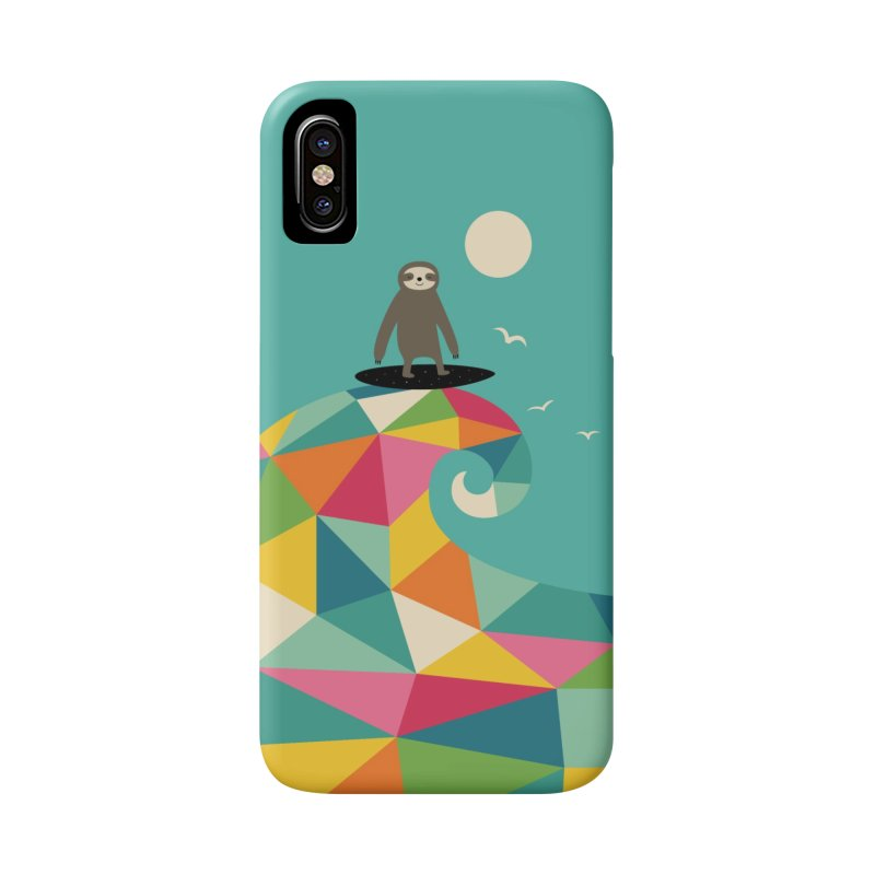 Surfs Up Accessories Phone Case by andywestface's Artist Shop
