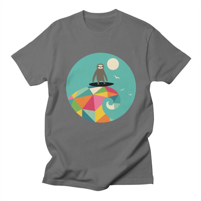 Surfs Up Men's T-Shirt by andywestface's Artist Shop