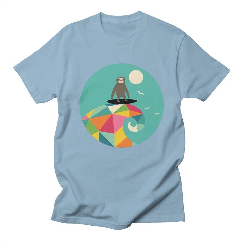 Surfs Up Women's Unisex T-Shirt by andywestface's Artist Shop