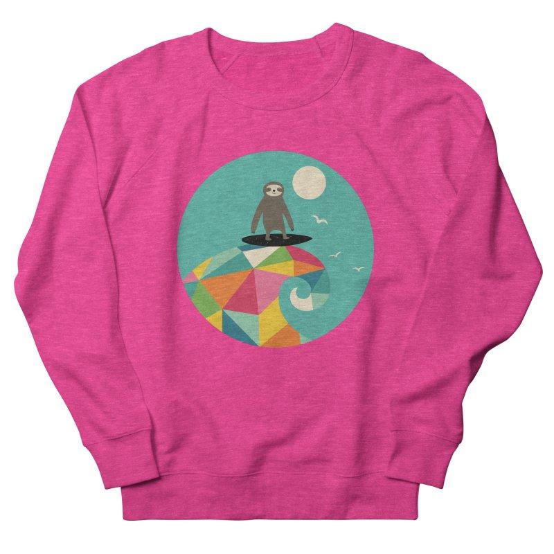 Surfs Up Women's Sweatshirt by andywestface's Artist Shop