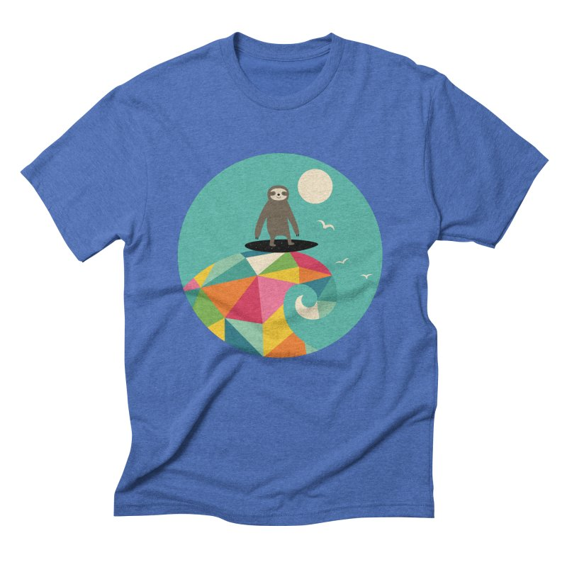 Surfs Up Men's  by andywestface's Artist Shop
