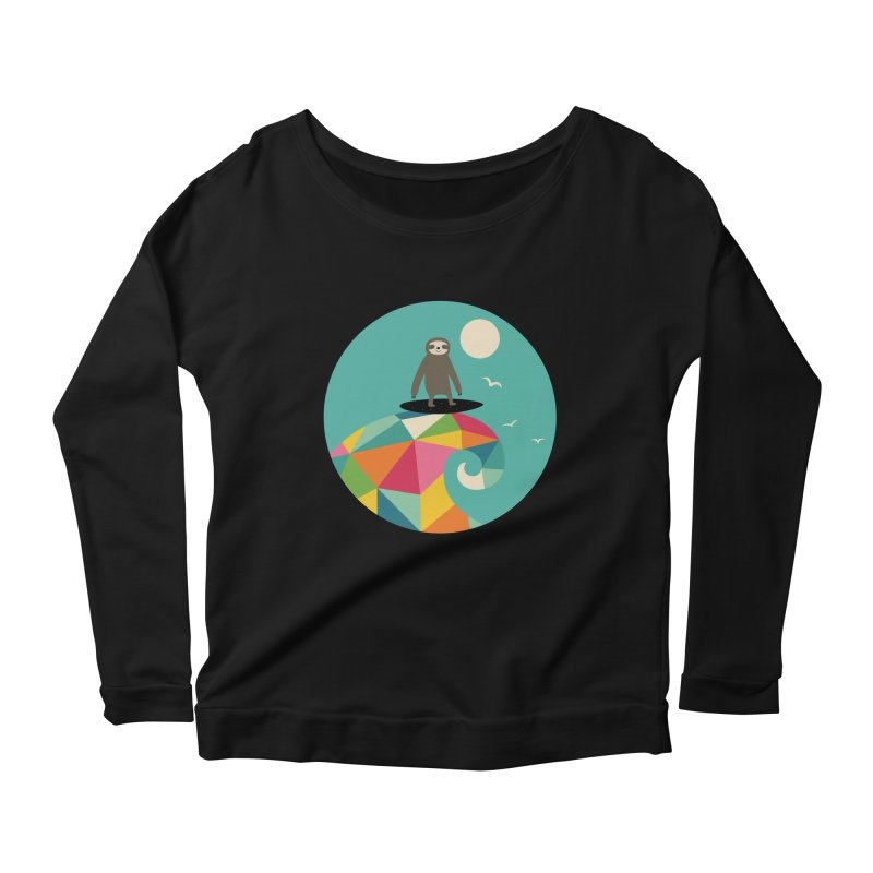 Surfs Up Women's  by andywestface's Artist Shop